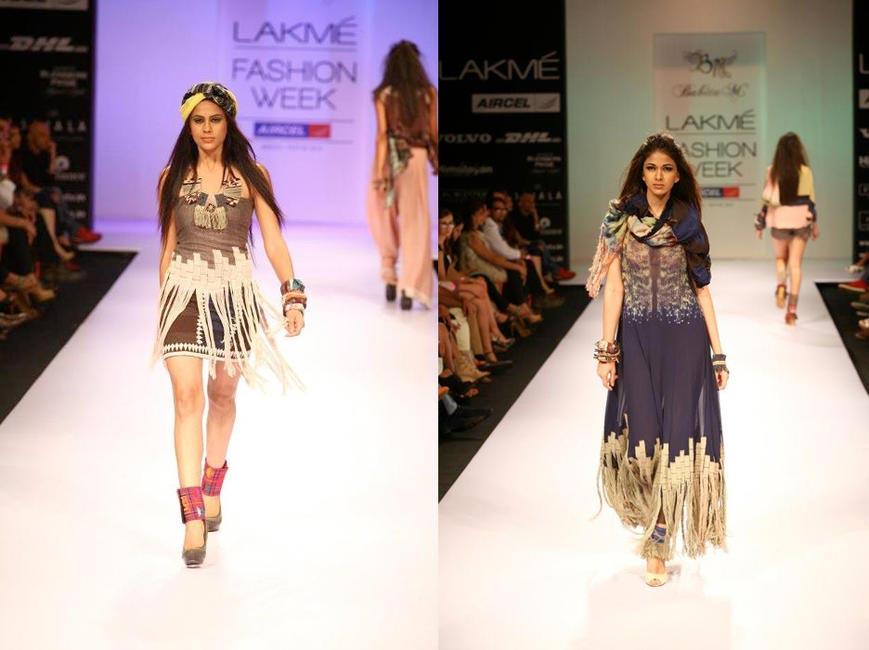 Babita M, Picture Courtesy Lakme Fashion Week