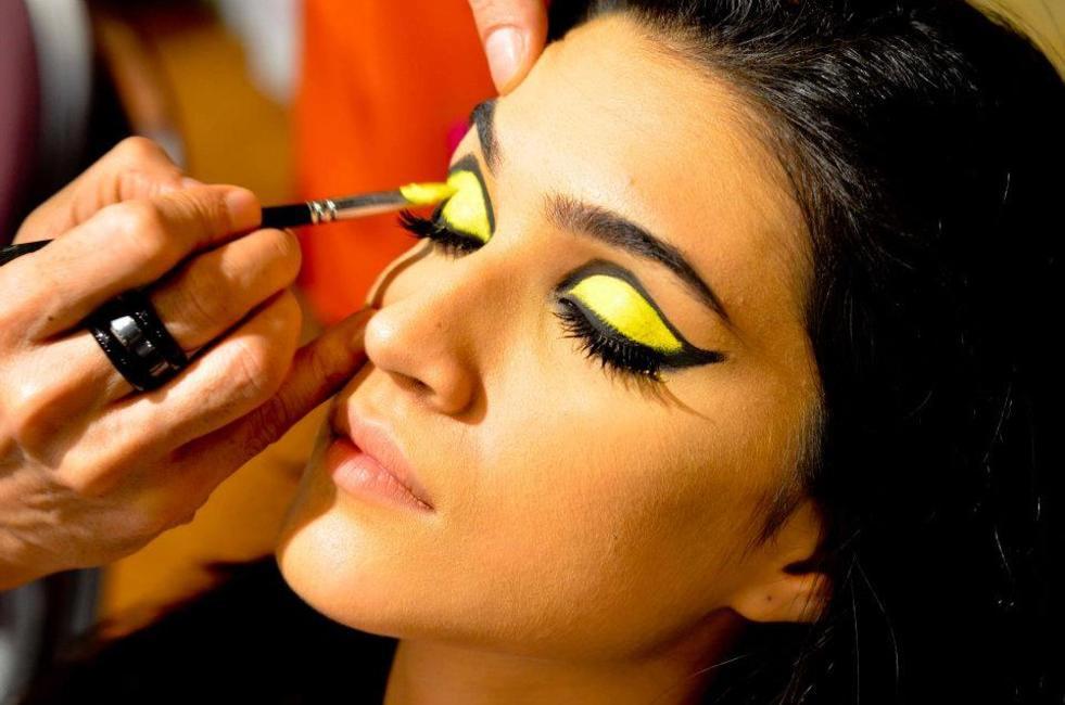 Cat eye at Drashta, Picture Courtesy Lakme Fashion Week