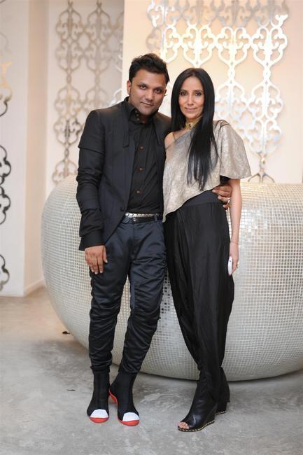 Gaurav Gupta and Anamika Khanna (Custom)