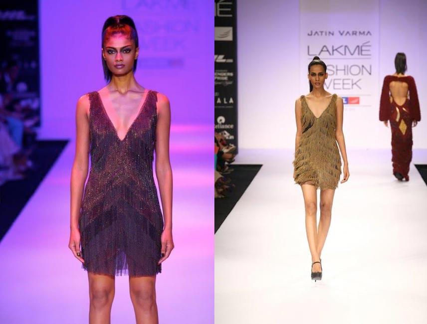 Jatin Varma,  Picture Courtesy Lakme Fashion Week
