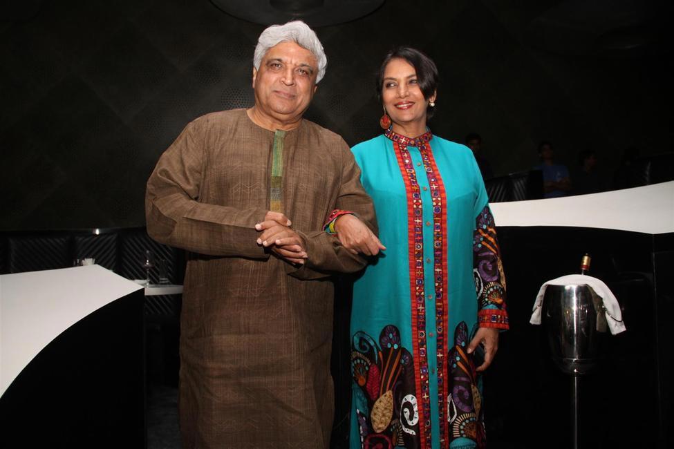 Javed Akthar & Shabana Azmi