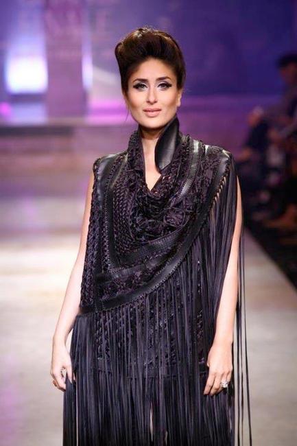 Kareena Kapoor, Picture Courtesy Lakme Fashion Week