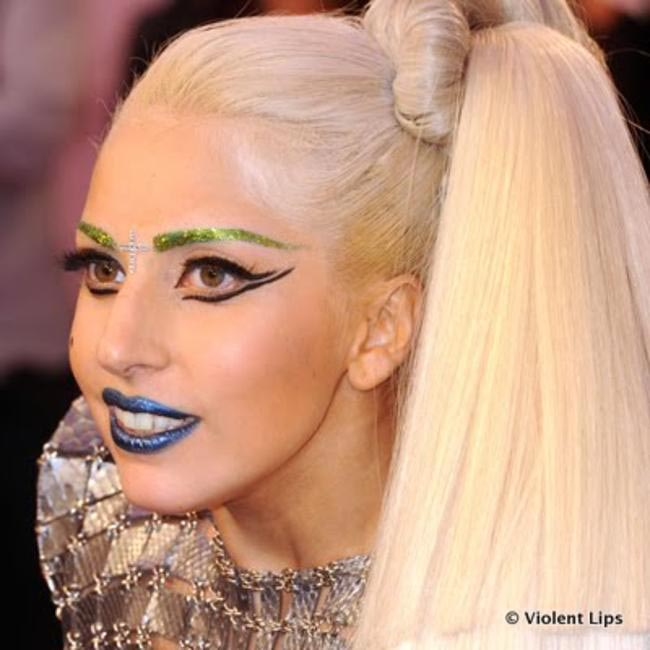 Lady Gaga, Picture Courtesy Violent Lips