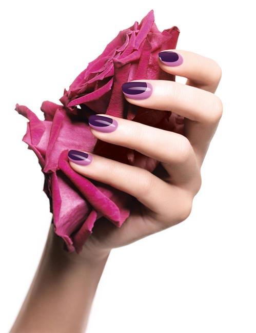 Lancome, Love Rose  Manicure