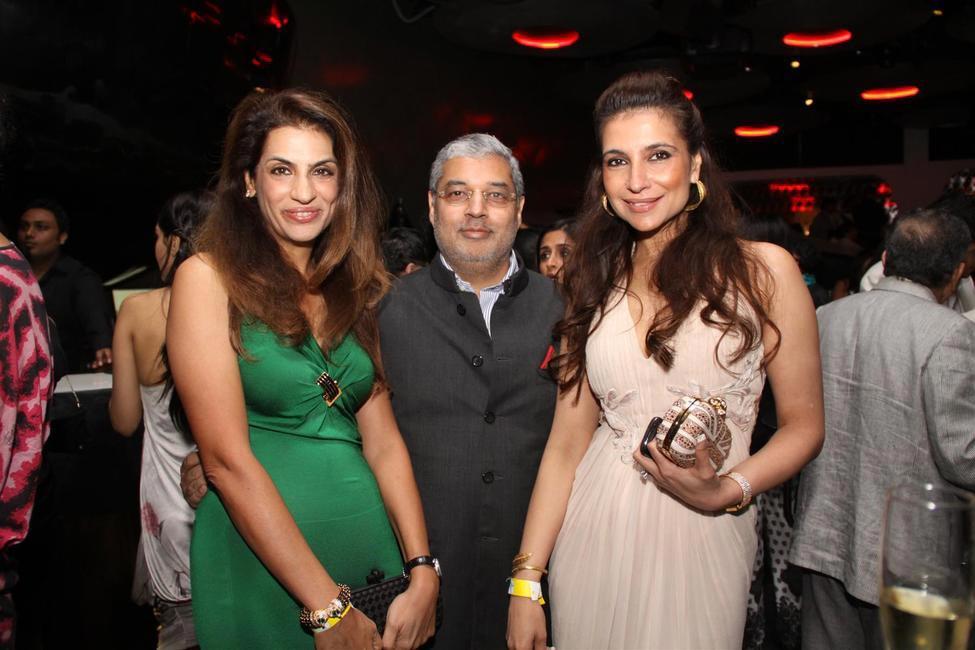 Latika Khaneja with Tikka Shatra Singh & Tanisha Mohan (Custom)
