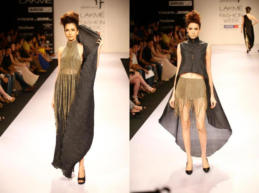 Nikhil Thampi, Picture Courtesy Lakme Fashion Week