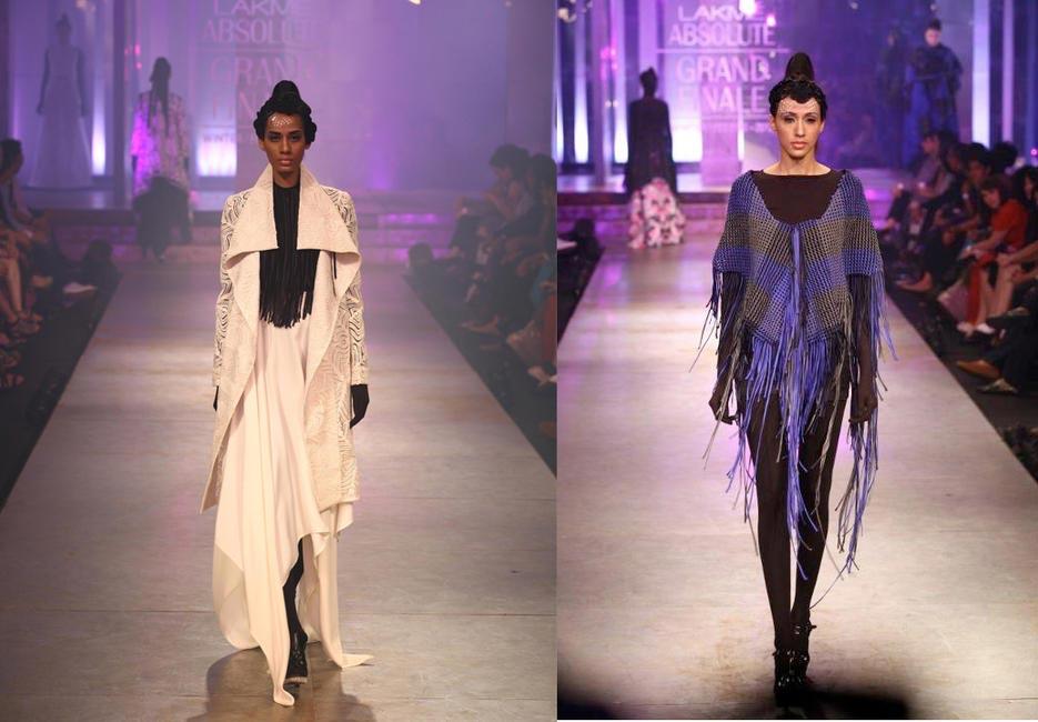 Pankaj and Nidhi, Picture Courtesy Lakme Fashion Week
