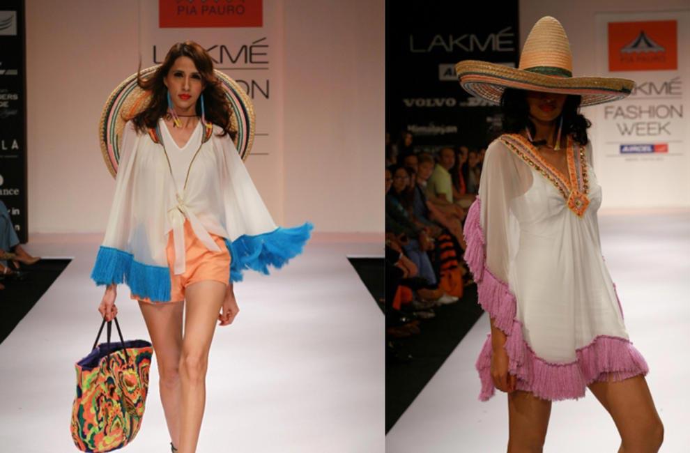 Pia Pauro, Picture Courtesy Lakme Fashion Week