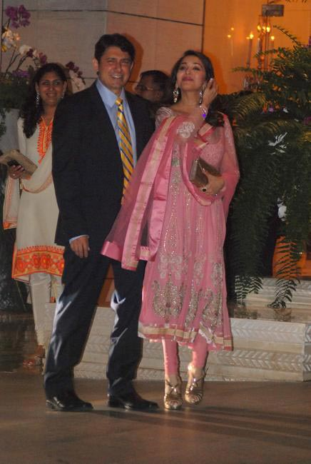 Ram Nene & Madhuri Dixit