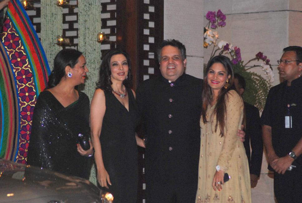 Rita Dhody, Sandeep Khosla & Alvira Agnihotri
