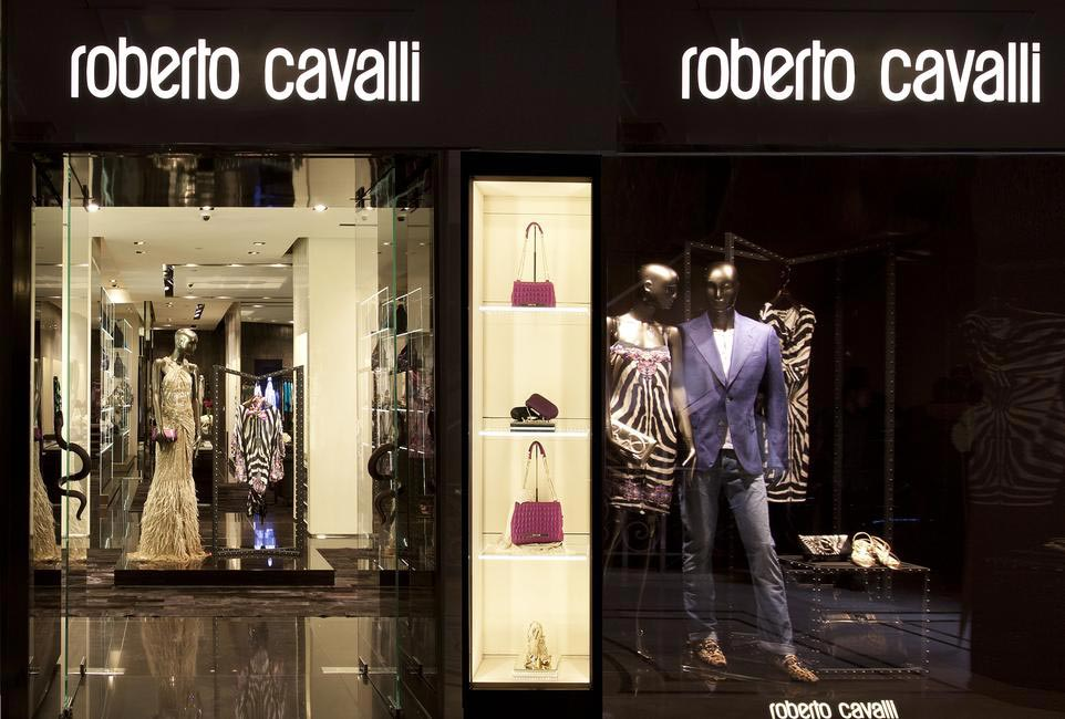 3aeb81a6f1 New Kid on the Emporio Block - Roberto Cavalli | Grazia India