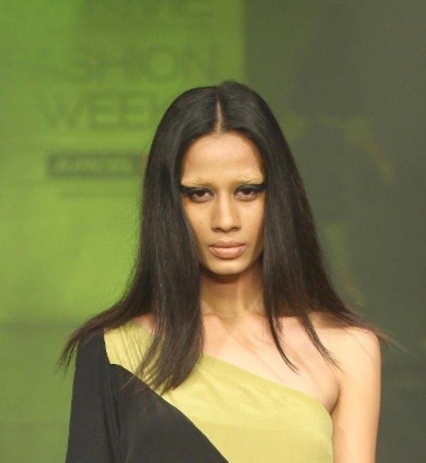 Shivan & Narresh, Picture Courtesy Lakme Fashion Week