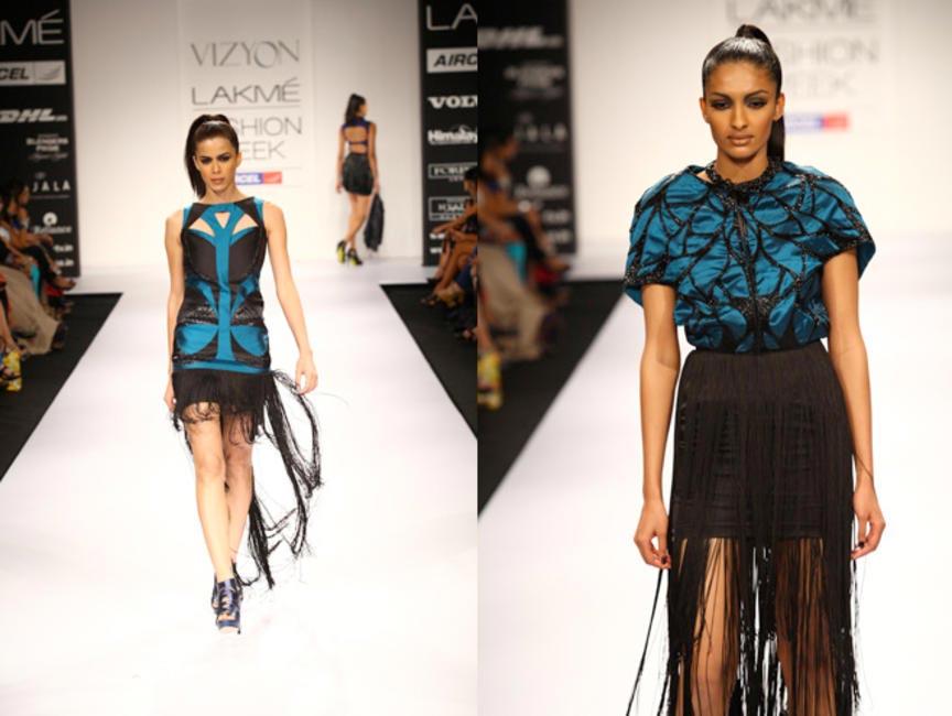 Vizyon, Picture Courtesy Lakme Fashion Week
