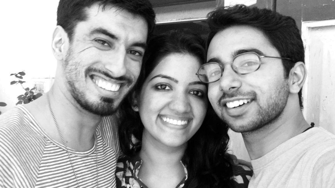 Aeiman Jarwala, Karan Berry and Ateev Anand, a.k.a bespoke
