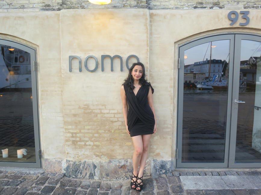 Priyanka Gill at Noma
