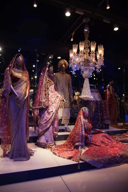 Tarun Tahiliani Couture Exposition 2012
