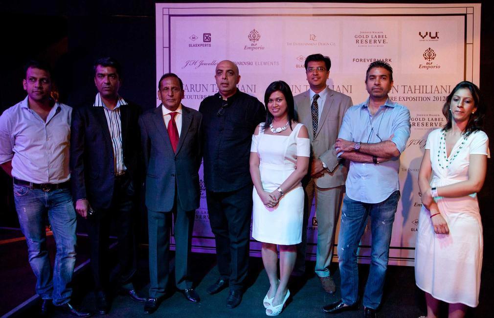 Tarun Tahiliani with Partners