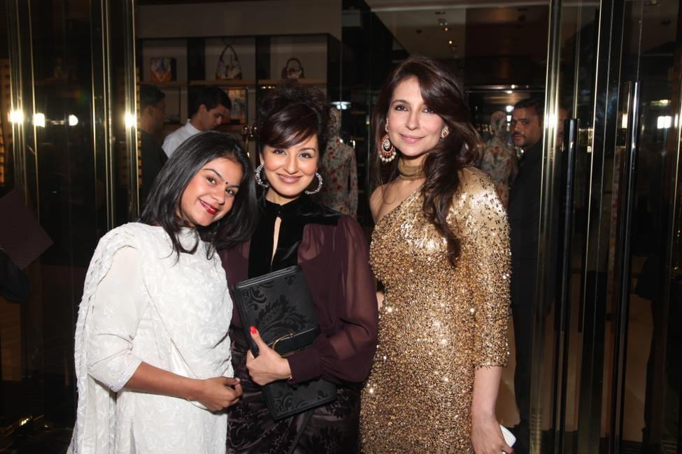 Ameeta Seth, Reena Wadhwa and Tanisha Mohan