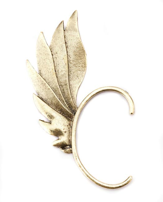Angel wing earcuff, Blur Fashion Accessories, Picture Courtesy Blur