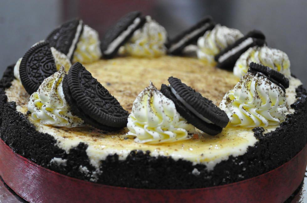 Baked Philadelphia Cheesecake