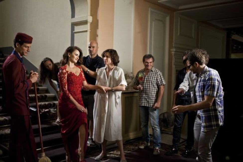 Behind the Scenes, Penelope Cruz, Campari Calendar