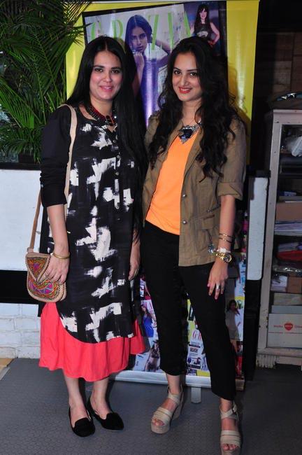 Fashion Bombay Bloggers Sonu and Jasleen