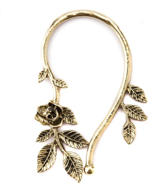 Floral Earcuff, Blur Fashion Accessories, Picture Courtesy Blur