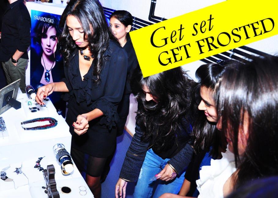 Get set Get frosted