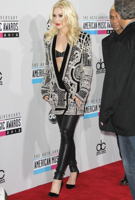 Gwen Stefani, Picture Courtesy The Celebrity City