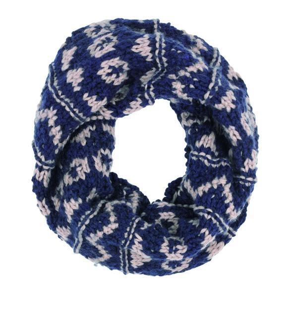 Knit snood, Accessorize