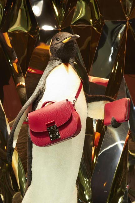 Louis Vuitton Window dislay 3