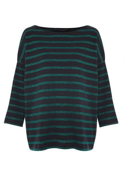 Lurex Stripe Knit, FCUK