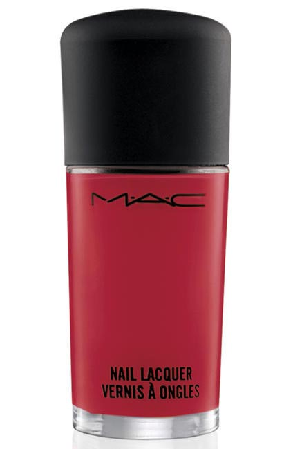 M·A·C Nail Lacquer Flaming Rose