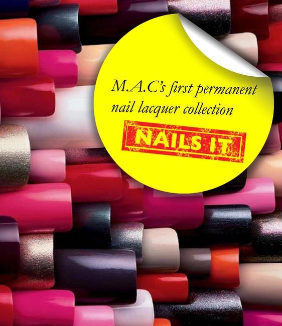 MAC Nail Lacquers