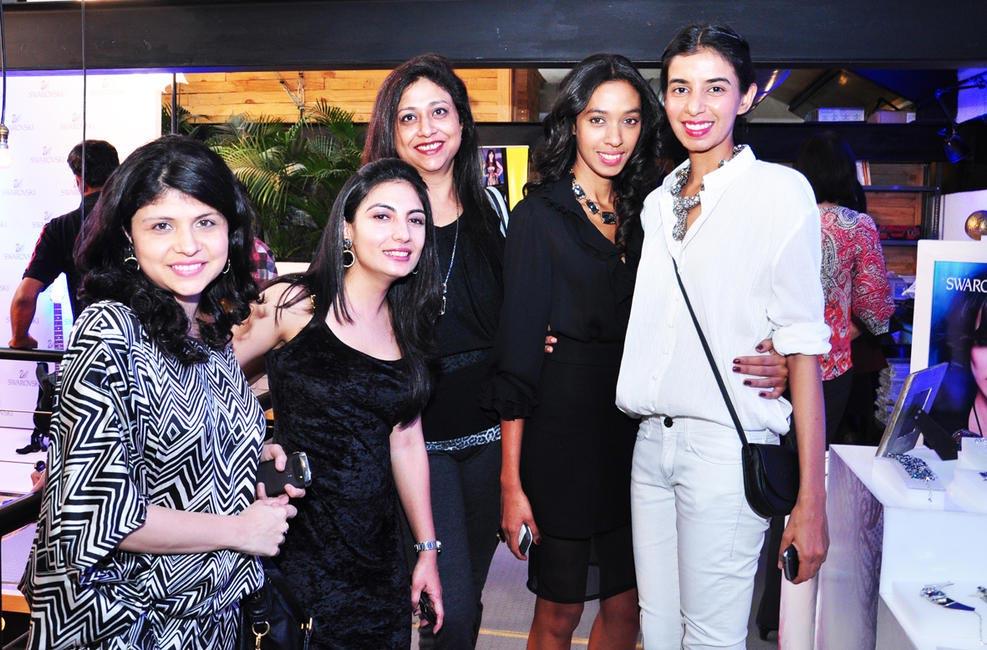 Mehernaaz Dhondy, Ruchita Sharma, Sukanya Roy DuttaAllia Al Rufai and Ekta Rajani