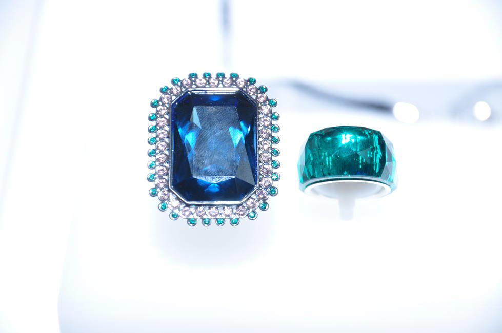 Pieces from the Kingdom of Jewels Collection