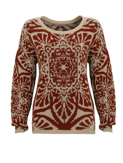 Printed sweater, Marks & Spencer