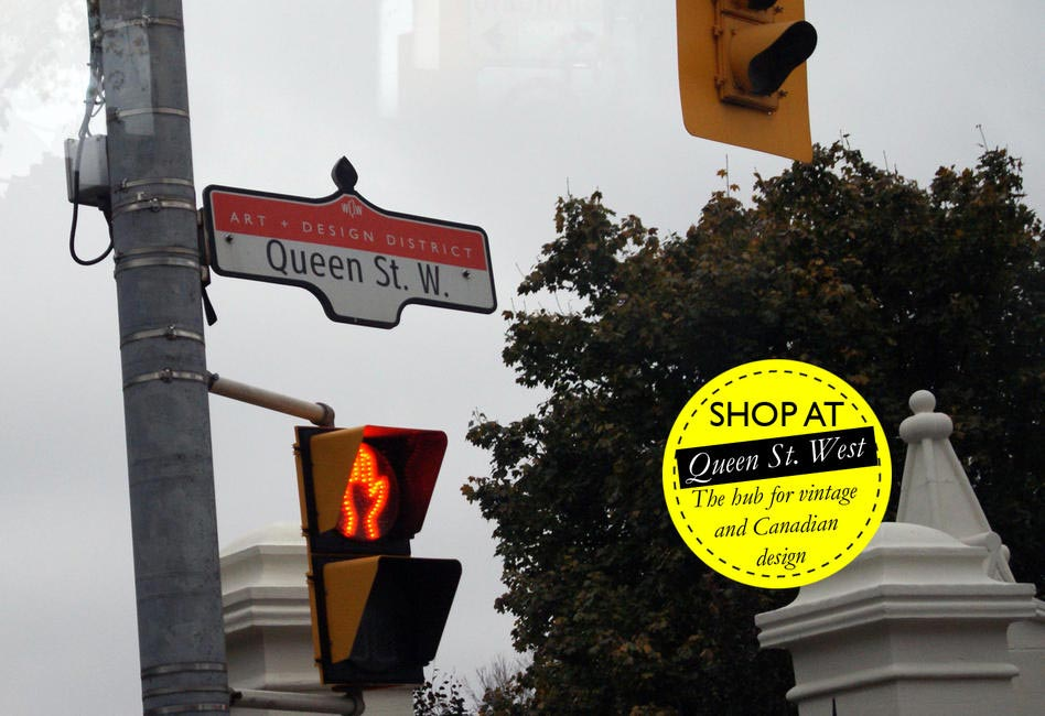 Queen Street West is the ultimate Shopping Street copy