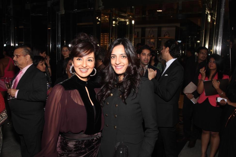 Reena Wadhwa and Aneesa Dohdy