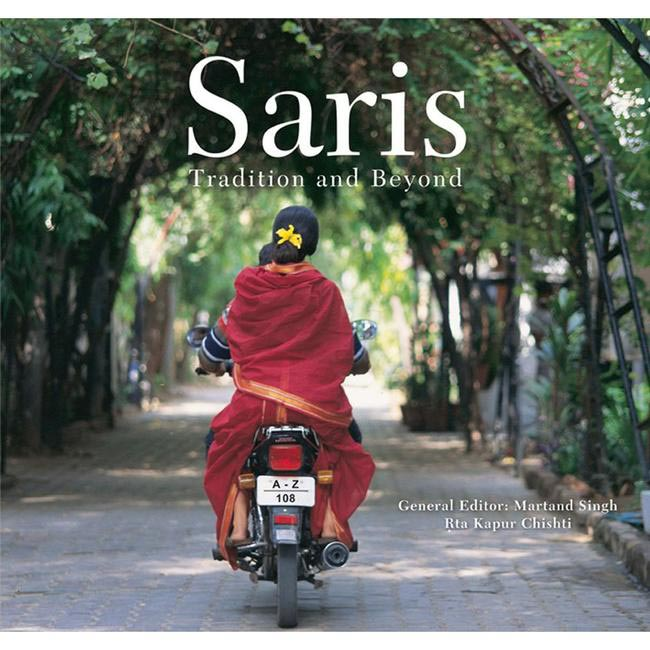 Saris of India Tradition and Beyond, Picture Courtesy FlipKart