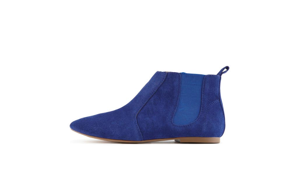 Suede ankle boots, Aldo