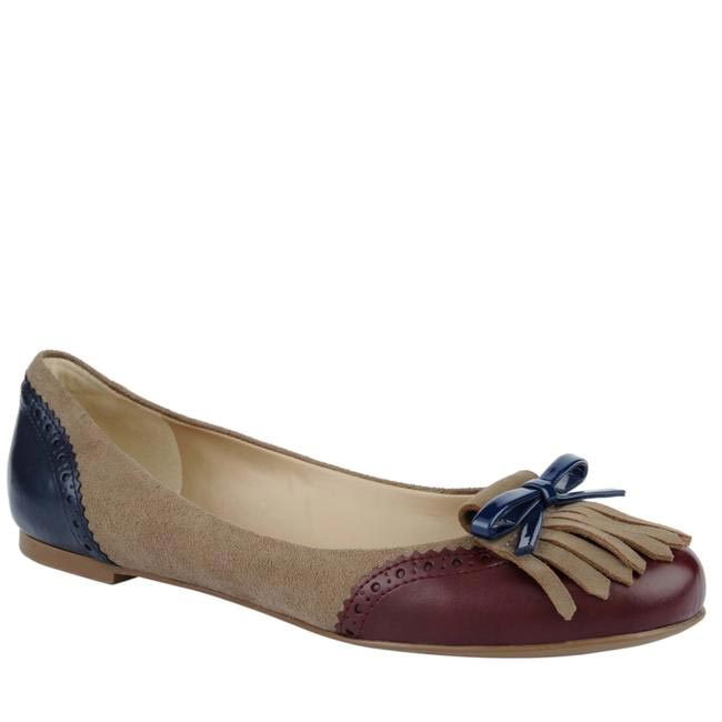 Two toned moccasins, Charles & Keith