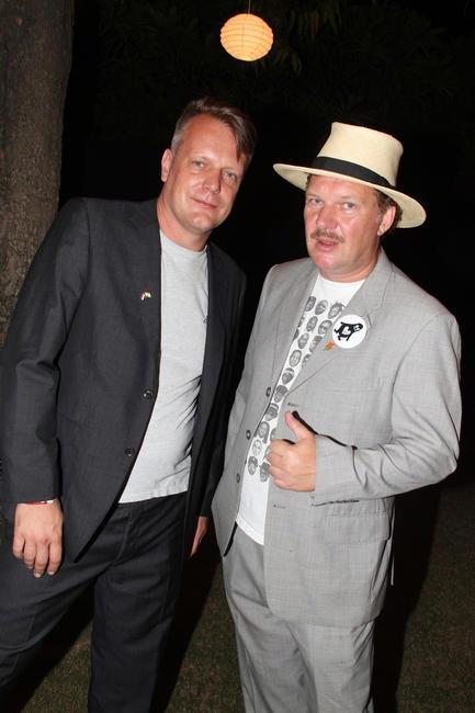 DJ Joost and Sander of Star Studded Studios