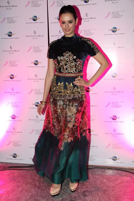 Estee Lauder Co Breast Cancer Awareness Event with Universal Music at AER Four Seasons - Evelyn Sharma