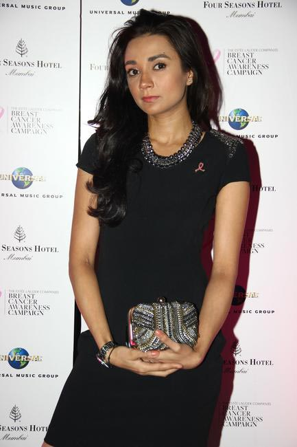 Estee Lauder Co Breast Cancer Awareness Event with Universal Music at AER Four Seasons - Ira Dubey