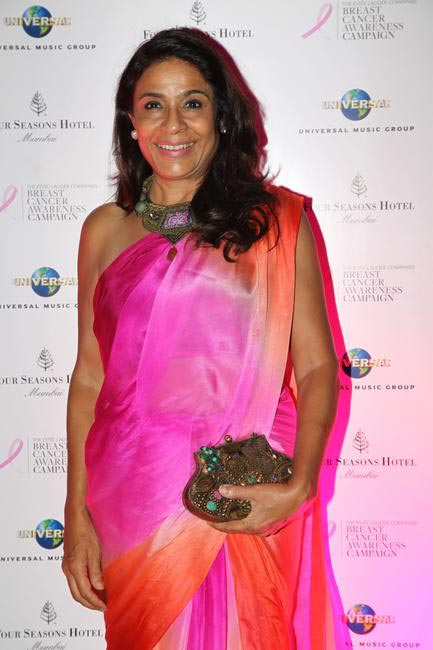 Estee Lauder Co Breast Cancer Awareness Event with Universal Music at AER Four Seasons - Rashmi Uday Singh