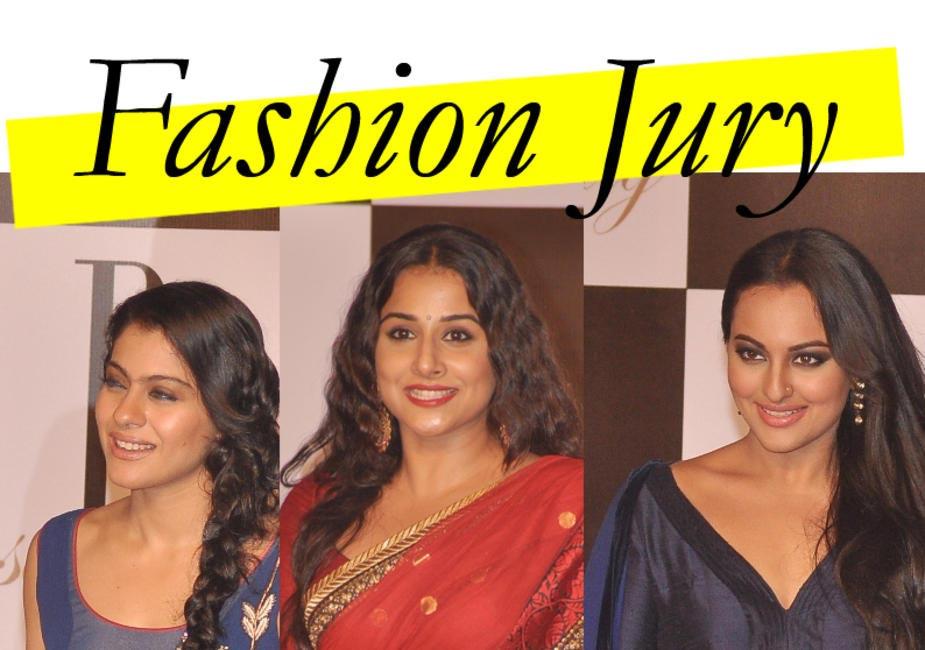 Fashion jury