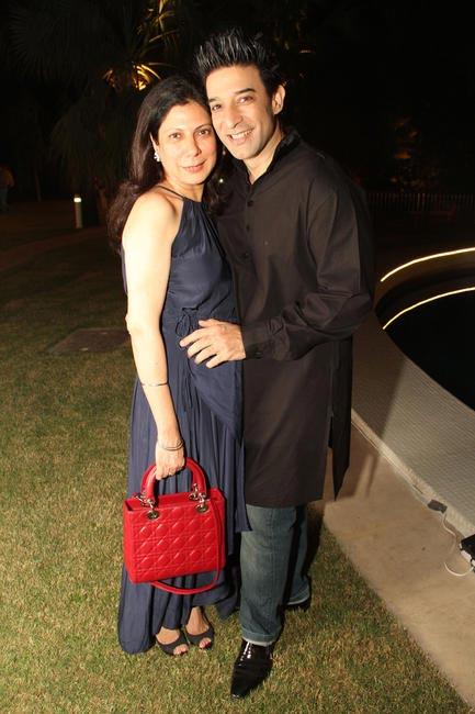 Harmeet Bajaj with Suneet Varma