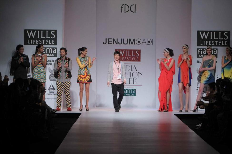 Jejum, Picture Courtesy Wills India Fashion Week