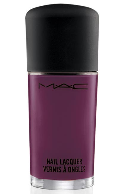 M·A·C Nail Lacquer in Dark Angel